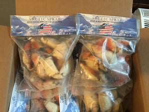 USA - Cold Water - New England Jonah Crab Claws - Fully Cooked Snap & Eat - (5 Pack)