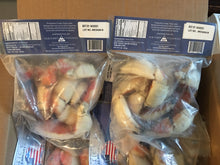 USA Scallop & USA Jonah Crab Combo Pack  (3 bags of Jonah & 2 Bags of Scallops)