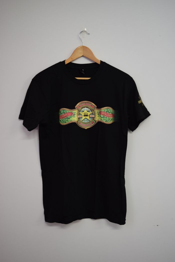 Organic Cigar Band T Shirt