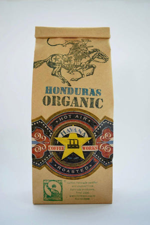 Honduras Fairtrade Organic