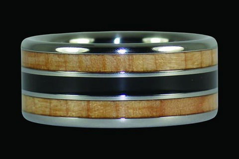 The Big Kahuna Titanium Ring
