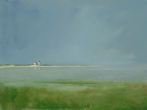 Dolphin Galleries Anne Packard Cape Light House