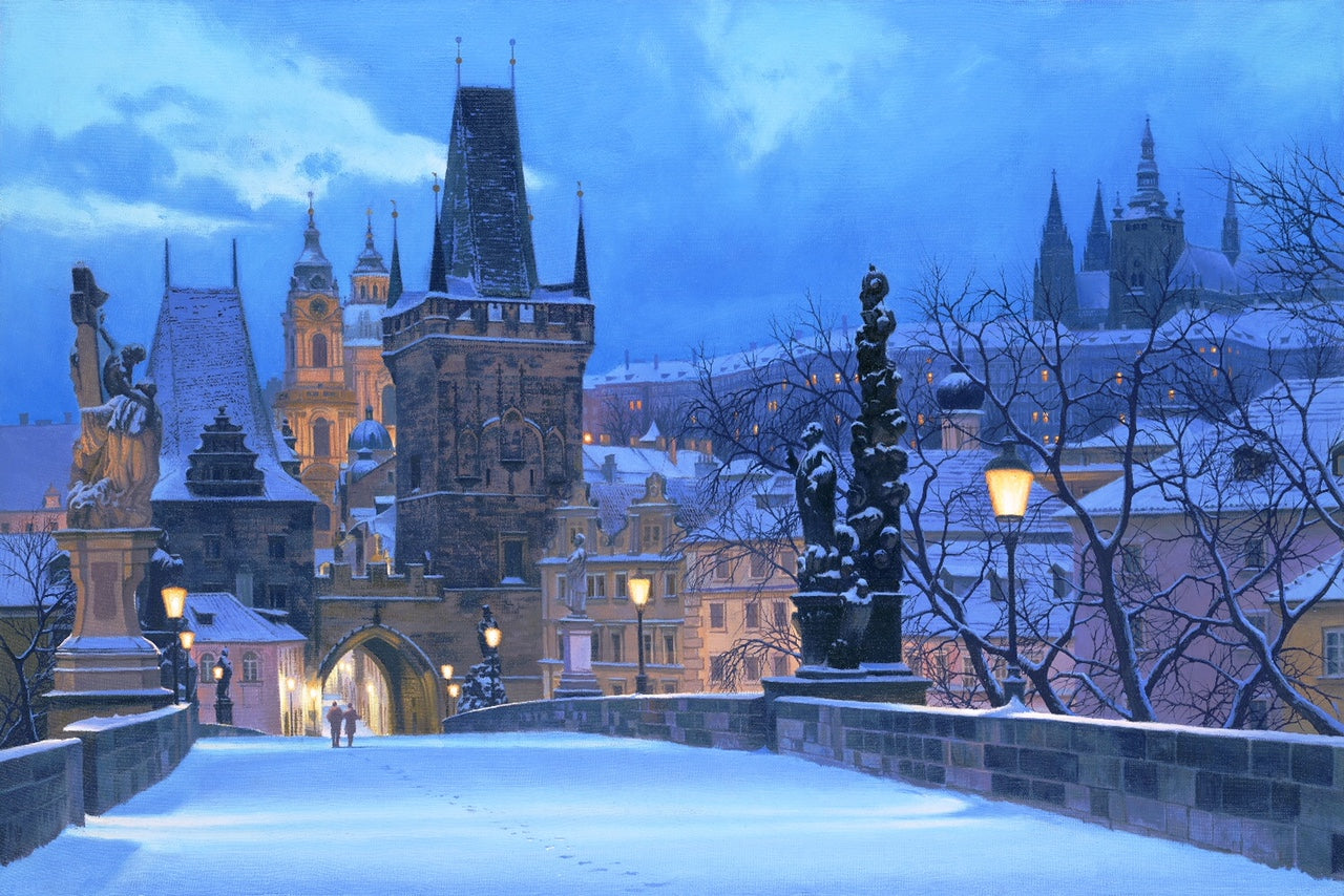 BUTIRSKIY - CHARLES BRIDGE PRAGUE