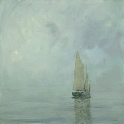 Dolphin Galleries Anne Packard Fog