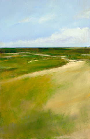 Dolphin Galleries Anne Packard Inland Marsh