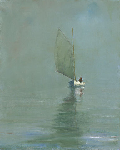 Dolphin Galleries Anne Packard Lone Sail