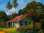 "Harry Wishard - ""Mauka Kona House"""