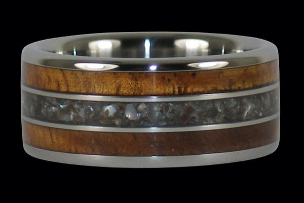 Big Kahuna Titanium Ring
