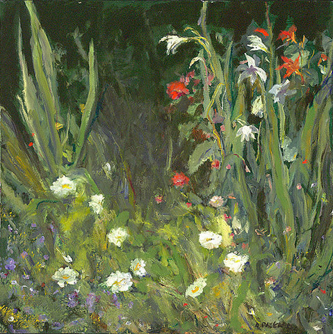 Dolphin Galleries Anne Packard Summer Garden