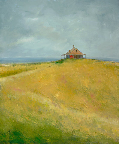 Dolphin Galleries Anne Packard Summer Place
