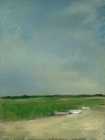 Dolphin Galleries Anne Packard Three Boats