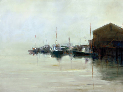 Dolphin Galleries Anne Packard Wharf
