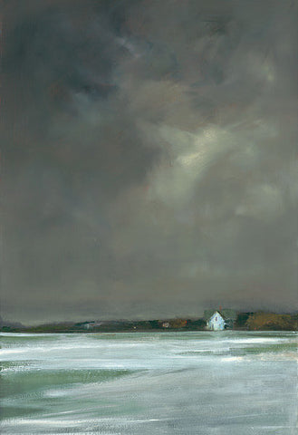 Dolphin Galleries Anne Packard Winter's Night