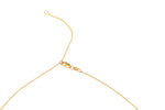 18K Gold Heart Necklace