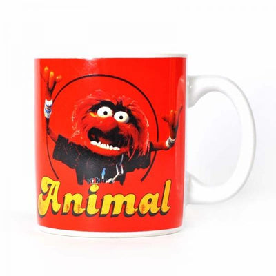 MUPPETS BOXED MUG - ANIMAL