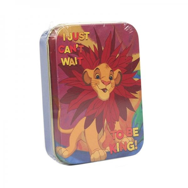 DISNEY COLLECTORS' TIN - THE LION KING (CAN'T WAIT TO BE KING)