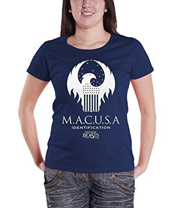 Fantastic Beasts : M.A.C.U.S.A Official Licensed Unisex T-Shirt
