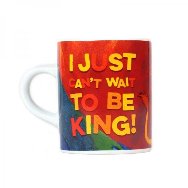 DISNEY MINI MUG - LION KING