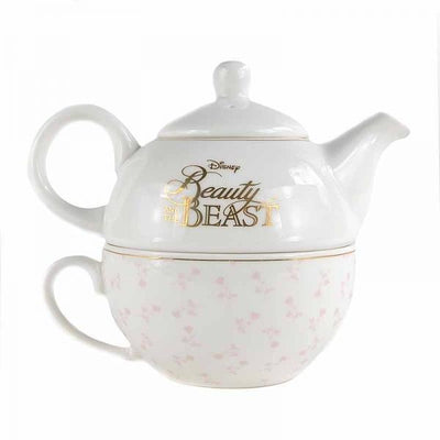 BEAUTY AND THE BEAST TEA FOR ONE - FLORAL
