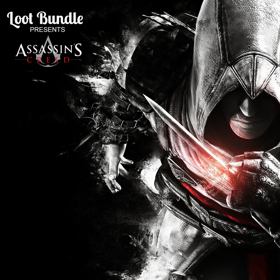 Assassins Creed Official Loot Bundle (July 2018 Edition)