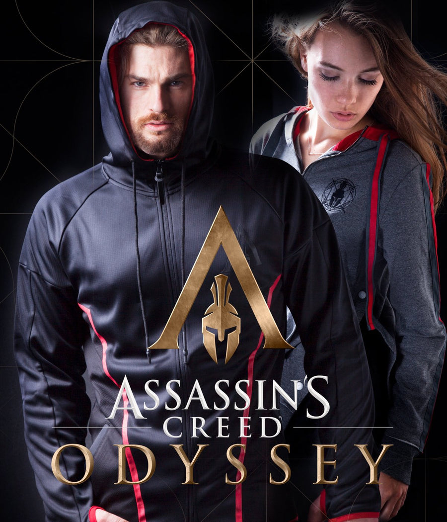 Assassins Creed Odyssey Unisex Deluxe Hoodie & Free T-Shirt Offer