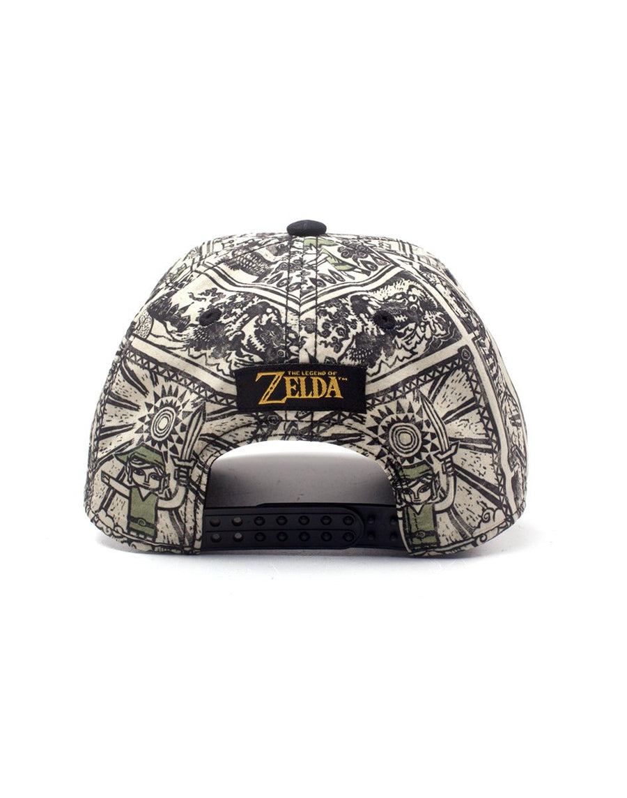 The Legend of Zelda Blackwoods Unisex Curved Bill Cap