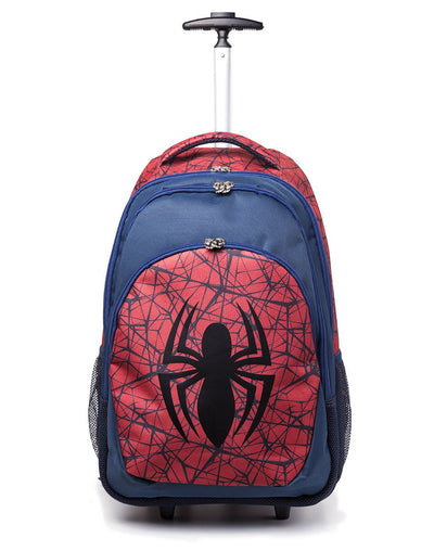 Spider-Man Official Licensed Trolley Backpack