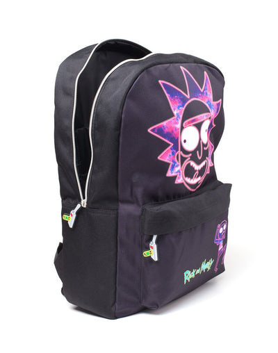RICK AND MORTY - RICKS FACE PLACEMENT PRINTED BACKPACK