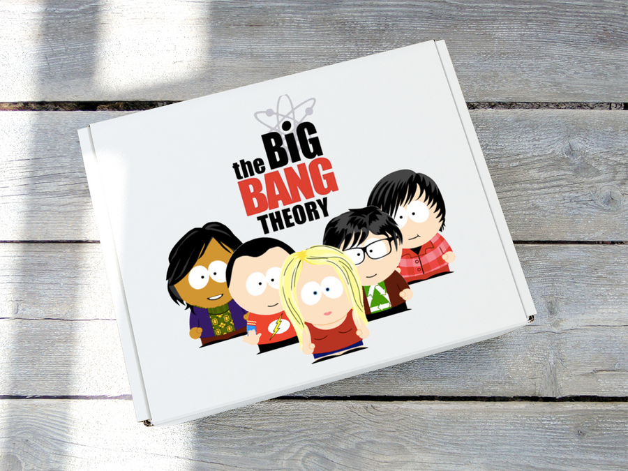 The Big Bang Theory Loot Bundle (June 2018 Edition)
