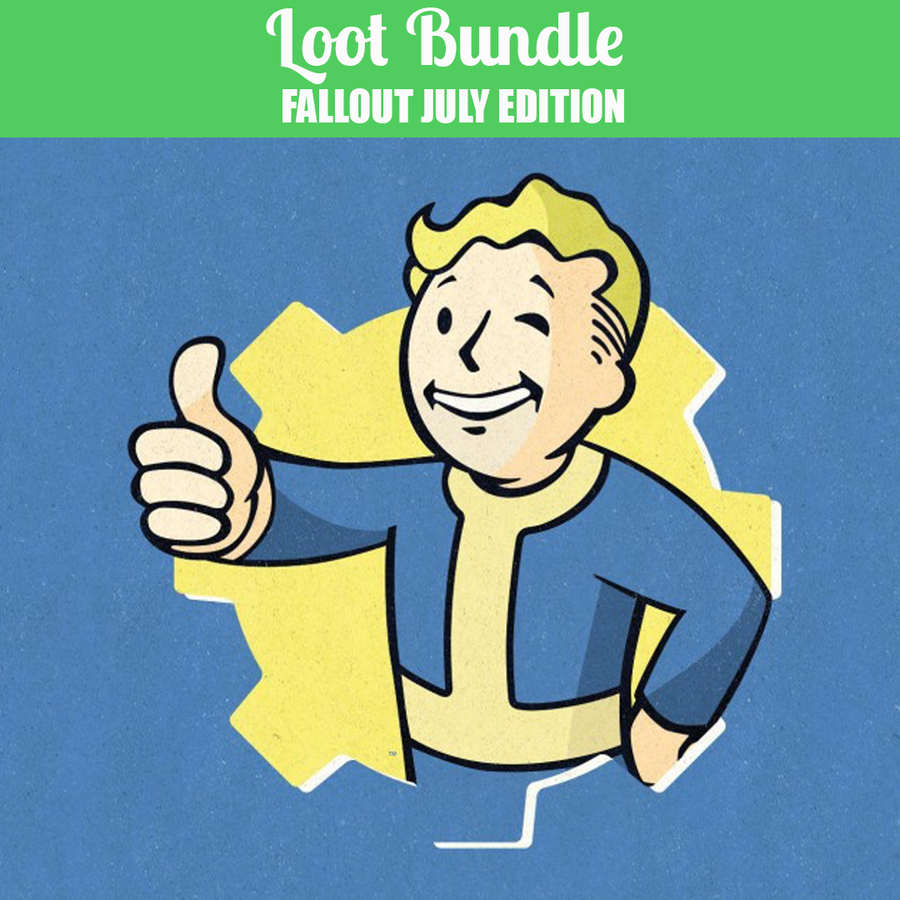 Fallout Inspired Loot Bundle (July 2018 Edition)