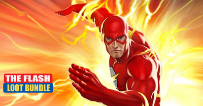 The Flash Inspired Loot Bundle (July 2018 Edition)