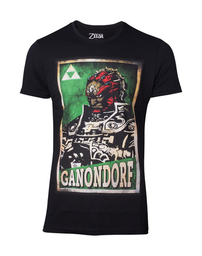 THE LEGEND OF ZELDA - PROPAGANDA GANONDORF UNISEX T-SHIRT