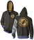 OVERWATCH ULTIMATE HANZO ZIP-UP HOODIE & FREE OVERWATCH TEE OFFER