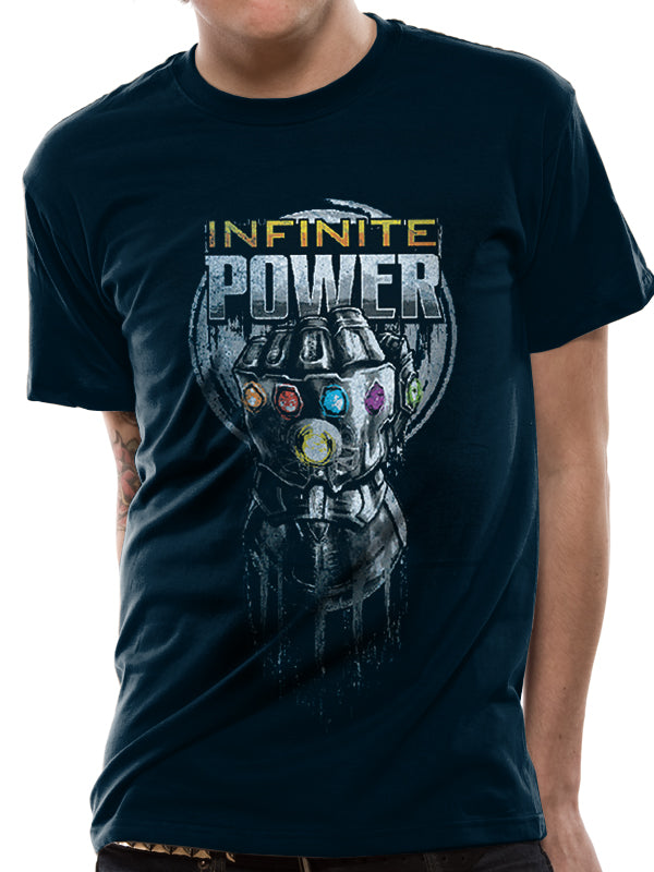 Avengers Infinity War - Infinite Power Official Licensed Unisex T-Shirt