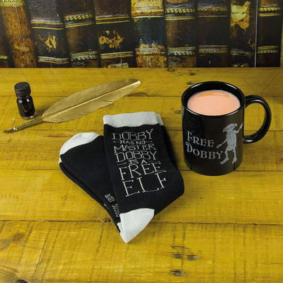 Harry Potter DOBBY MUG AND SOCKS SET