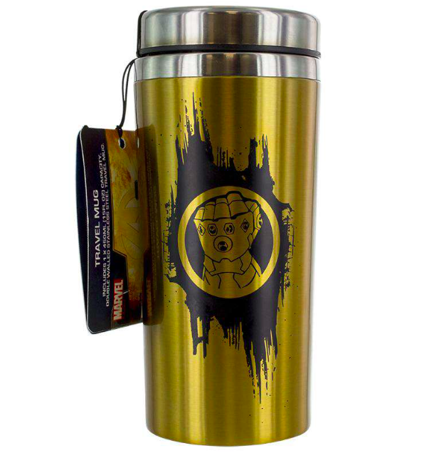 AVENGERS INFINITY WAR TRAVEL MUG