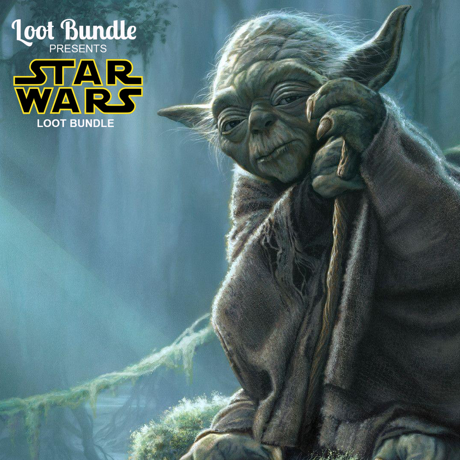 Star Wars Official Loot Bundle (July 2018 Edition)