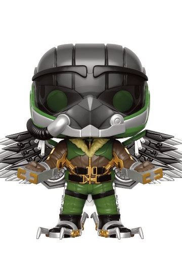Spider-Man Homecoming POP! Marvel Vinyl Figure Vulture 9 cm