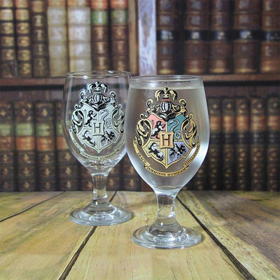 Glassware - Harry Potter - Hogwarts Colour Change Water Glass
