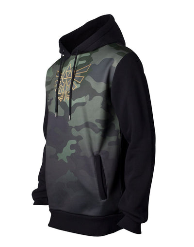 The Legend of Zelda Camo OFFICIAL LICENSED unisex HOODIE