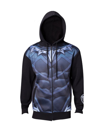 AVENGERS Black Panther OFFICIAL LICENSED SUBLIMATION HOODIE