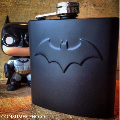 Kitchen - Batman Official Licensed Hip Flask