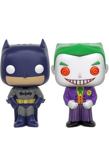 Kitchen - DC Comics POP! Batman And The Joker Salt And Pepper Pots