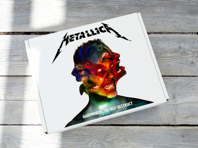 Metallica Official Loot Bundle (July 2018 Edition)