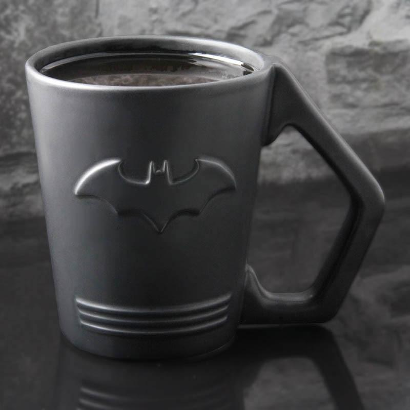 Batman Shaped Mug