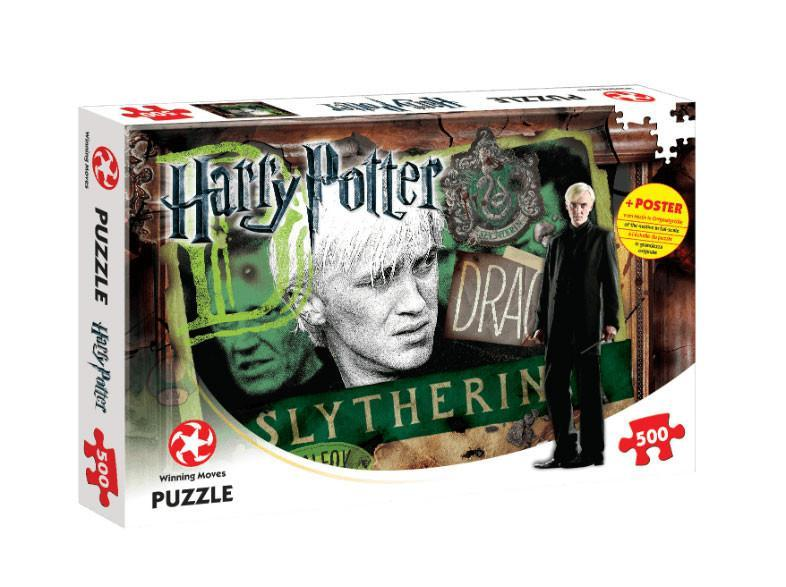 Puzzles - Harry Potter Jigsaw Puzzle Slytherin