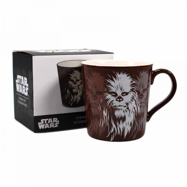 STAR WARS HAN SOLO TAPERED MUG - CHEWBACCA