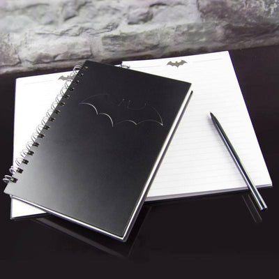 Stationary - Batman Official Licensed Notebook
