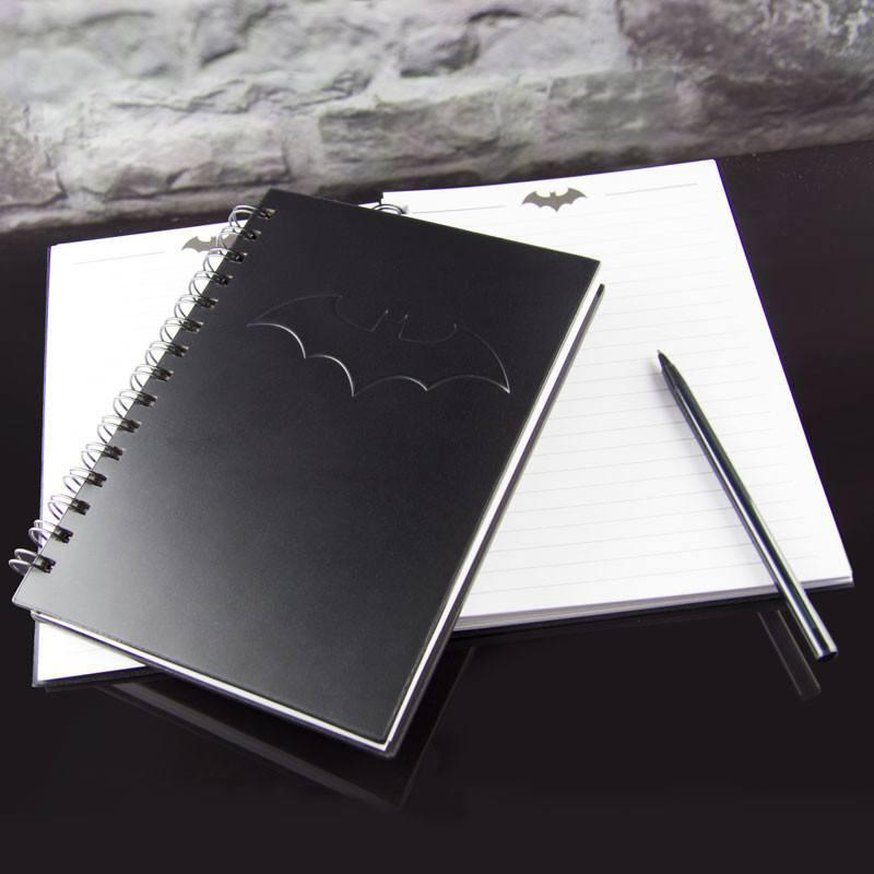 Batman Official Licensed Notebook