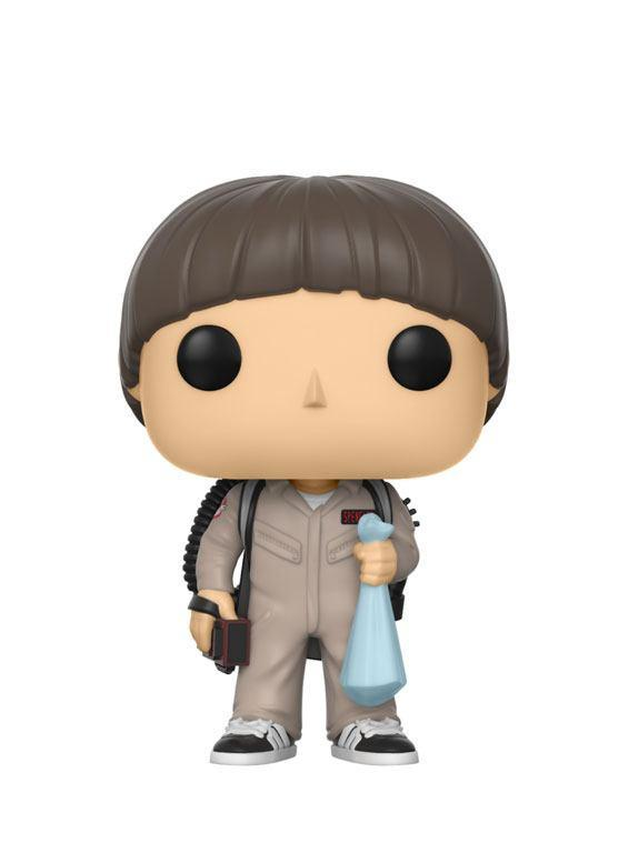 Stranger Things POP! TV Vinyl Figure Will Ghostbuster 9 cm